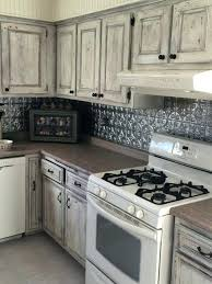 Whitewashed Kitchen Cabinets How To Whitewash Kitchen Cabinets White Wash Distressed Cabinets