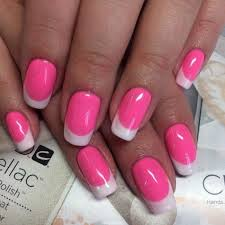 light pink nail designs pink nail designs for short nails