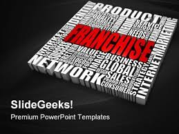 franchise powerpoint templates slides and graphics