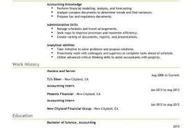 College Student Internship Resume Agriculture Internship Resume Reentrycorps