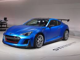 subaru brz tuner subaru finally gives brz the muscle it deserves blue paint