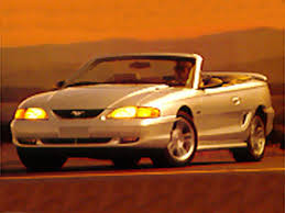 98 ford mustang gt 1998 ford mustang overview cars com
