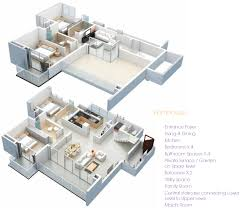 2450 sq ft 3 bhk 3t apartment for sale in assetz property group