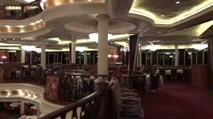 main dining room tour on freedom of the seas cruise ship youtube