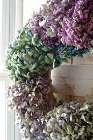 hydrangea wreath easy to make hydrangea wreath create and babble
