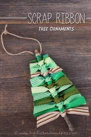 scrap ribbon tree ornaments pictures photos and images for