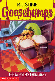 Goosebumps Cuckoo Clock Of Doom Egg Monsters From Mars Goosebumps Wiki Fandom Powered By Wikia