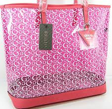 longchamp bag black friday sale amazon us new guess g logo purse hand bag clear pink white transparent beach
