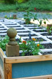 Raised Planter Beds by How To Build A Rot Resistant Raised Planter Bed Pretty Handy