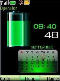 nokia 5130 menu themes download clock calendar nokia theme mobile toones