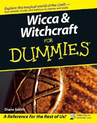 holidays for dummies wicca witchcraft for dummies by diane smith