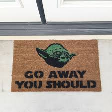 Geek Doormat 35 Door Mats To Give Your Guests A Warm Welcome Shopswell