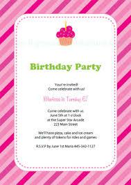 birthday invites birthday party invitations free printable cards