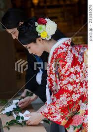 tamagushi photos pixta