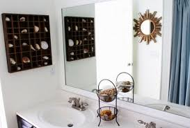 craft ideas for bathroom funky bathroom decorating ideas with theme bathroom wall