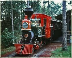 Fort Wilderness Map Walt Disney World Railroads Part 1 Fort Wilderness Railroad
