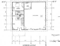Hangar Home Floor Plans Bruce U0027s Home Morton Buildings