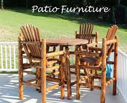 Rustic Outdoor Furniture Clearance by Stunning Idea Rustic Patio Furniture Decoration Rustic Outdoor