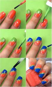 neon nail art 2017 trends with tutorials to try this year
