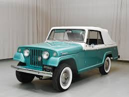 jeep commando hurst 1969 jeepster convertible jeepster commando pinterest