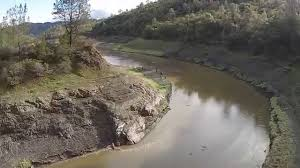 Lake Berryessa A Quadcopter Trip To Check Out Low Water At Lake Berryessa Dec
