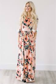 floral dresses floral maxi modest dress best and affordable