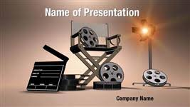 movie production powerpoint templates movie production