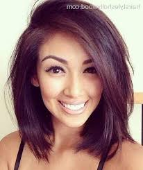 medium length hairstyles photo gallery of short medium haircuts for round faces viewing 10