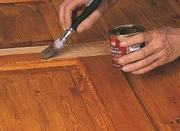 How To Stain Mohagany Doors Youtube by How To Paint Varnish U0026 Stain A Door Ideas U0026 Advice Diy At B U0026q