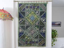 marvelous decoration fabric wall hanging smartness design diy
