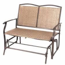 naturefun sl fcs0198a patio swing glider bench chair garden