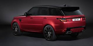 2018 range rover sport revealed here in april with phev option