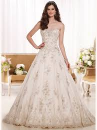 australia wedding dress essense of australia d1757 a line bridal dress
