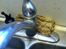 fixing a leaking kitchen faucet fixing a leaky kitchen faucet leaky bathroom sink faucet beautiful
