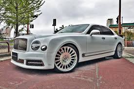 custom bentley mulsanne wheels car gallery