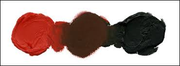 brown paint oil painting tips part 2 mixing colors to get brown and black