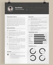 designer resume templates 2 design resume template free best templates in psd and ai 2017