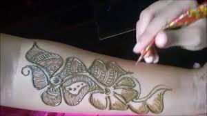 tattoo designs for hand arabic mehndi design for hand youtube