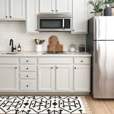 Striped Kitchen Rug Black And White Kitchen Rug Morespoons B902fda18d65