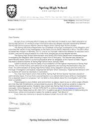 Writing A Letter Of Resignation Template How To Write A Teacher Resignation Letter To Principal Best