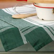 scotch green and white stripe dish towel kitchen towels scotch green and white stripe dish towel kitchen towels kitchen