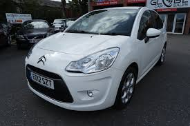 used citroen c3 white for sale rac cars