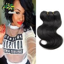 new hairstyle free shipping7a grade brazilian virgin hair body