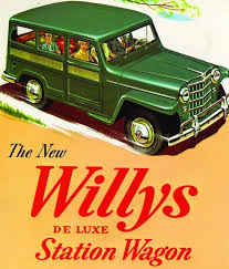 Hemmings Classic Car - willys overland 1945 1955 the final automobile mode hemmings