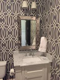 Black Powder Rooms The Wallpaper Lady Houston Tx Wallpaper Gallery 2