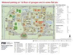 Miami University Campus Map by Miami Florida Jetaa