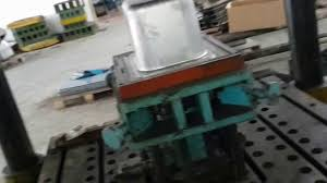 Deep Stainless Sink 4 Column Deep Drawing Hydraulic Press For Stainless Steel Sink For