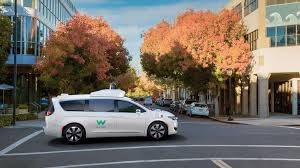 Blind Person Driving Waymo Formerly Google U0027s Self Driving Car Project The Smart
