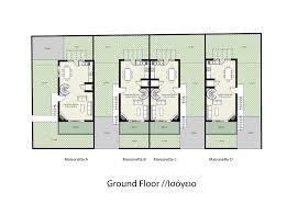Maisonette Floor Plan Attica Executive 2d Floor Plans