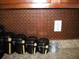 tin tile back splash copper backsplashes for kitchens 68 best backsplash kitchen bath more images on pinterest